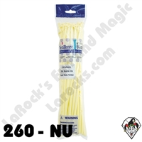 260B Nozzle Up Pastel Matte Yellow Betallatex 50ct