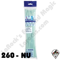 260B Nozzle Up Pastel Matte Green Betallatex 50ct