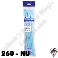 260B Nozzle Up Pastel Matte Blue Betallatex 50ct