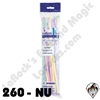 260B Nozzle Up Pastel Matte  Assortment Betallatex 50ct