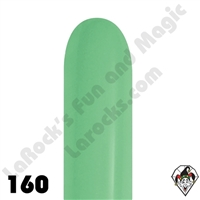 Betallatex 160B Fashion Green Balloons 100ct