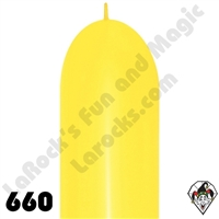 Betallatex 660B Link-O-Loon Fashion Yellow 50ct