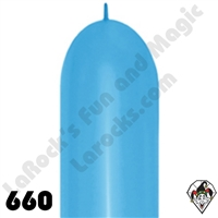 660B Link-O-Loon Fashion Blue 50ct