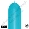 660B Link-O-Loon Deluxe Turquoise Blue 50ct