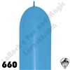660B Link-O-Loon Neon Blue 50ct