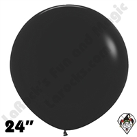 Betallatex 24 Inch Round Deluxe Black 10ct