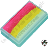 TAG 1 Stroke Tropical Neon Split Cake 30g