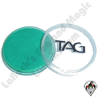 TAG Pearl Green 32 Gram Face & Body Art Paint