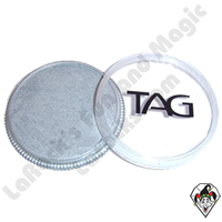 TAG Pearl Silver 32 Gram Face & Body Art Paint