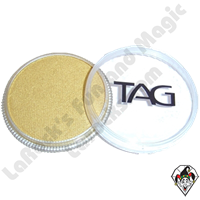 TAG Pearl Gold 32 Gram Face & Body Art Paint