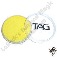 TAG Pearl Yellow 32 Gram Face & Body Art Paint
