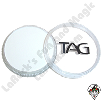 TAG Pearl White 32 Gram Face & Body Art Paint
