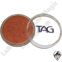 TAG Pearl Copper 32 Gram Face & Body Art Paint