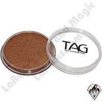 TAG Pearl Old Gold 32 Gram Face & Body Art Paint