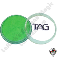 TAG Pearl Lime Green 32 Gram Face & Body Art Paint