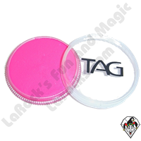 TAG Neon Pink 32 Gram Face & Body Art Paint