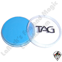 TAG Neon Blue 32 Gram Face & Body Art Paint