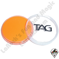 TAG Neon Orange 32 Gram Face & Body Art Paint