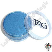 TAG Pearl Blue 90 Gram Face & Body Art Paint