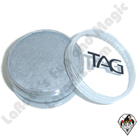 TAG Pearl Silver 90 Gram Face & Body Art Paint