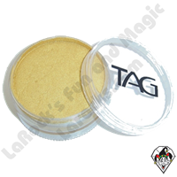 TAG Pearl Gold 90 Gram Face & Body Art Paint