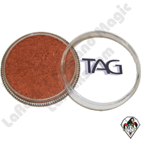 TAG Pearl Copper 90 Gram Face & Body Art Paint