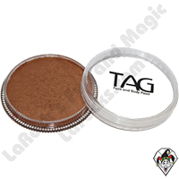 TAG Pearl Old Gold  90 Gram Face & Body Art Paint
