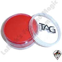 TAG Pearl Red 90 Gram Face & Body Art Paint
