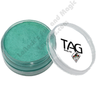 TAG Pearl Teal 90 Gram Face & Body Art Paint