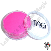 TAG Neon Pink 90 Gram Face & Body Art Paint