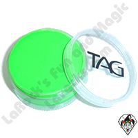 TAG Neon Green 90 Gram Face & Body Art Paint