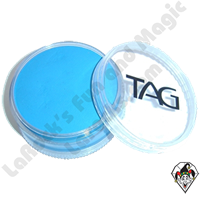 TAG Neon Blue 90 Gram Face & Body Art Paint