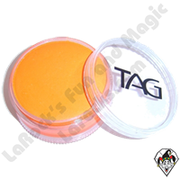 TAG Neon Orange 90 Gram Face & Body Art Paint