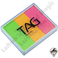 TAG Split Cake Gelati Base Regular 50 Gram Face & Body Art Paint