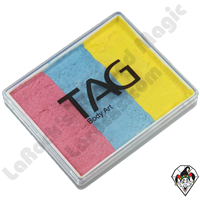 TAG Split Cake Jewel Pearl 50 Gram Face & Body Art Paint