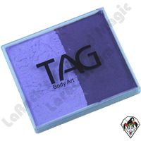 TAG Split Cake Lilac and Purple Regular 50 Gram Face & Body Art Paint