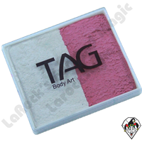 TAG Split Cake Rose & White Pearl 50 Gram Face & Body Art Paint