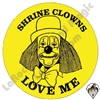 Stickers | Albert Stickers | Shrine Clowns Love Me Sticker
