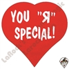 You R Special Stickers