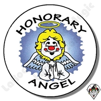 Honorary Angel Stickers