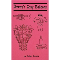 Books & Videos | Books | Zany Balloons by Ralph Dewey
