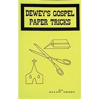 Books & Videos | Gospel Magic | Gospel Magic Books & Videos | Gospel Paper Tricks