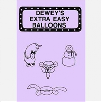 Books & Videos | Books | Extra Easy Balloons