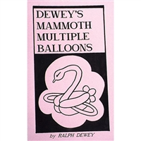 Books & Videos | Books | Mammoth Multiple Balloons