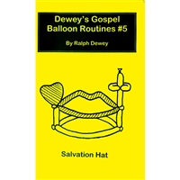 Books & Videos | Books | Gospel Balloon Routines #5
