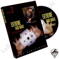 Extreme Card Magic Volume 2 by Joe Rindfleisch DVD
