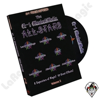 DVD A-1 Magical Media All Stars Volume 2