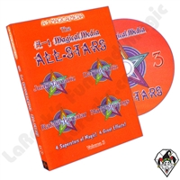 DVD A-1 Magical Media All Stars Volume 3