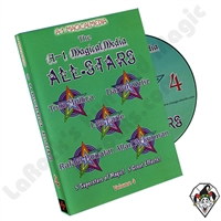 DVD A-1 Magical Media All Stars Volume 4