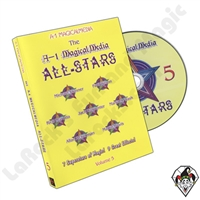 DVD A-1 Magical Media All Stars Volume 5